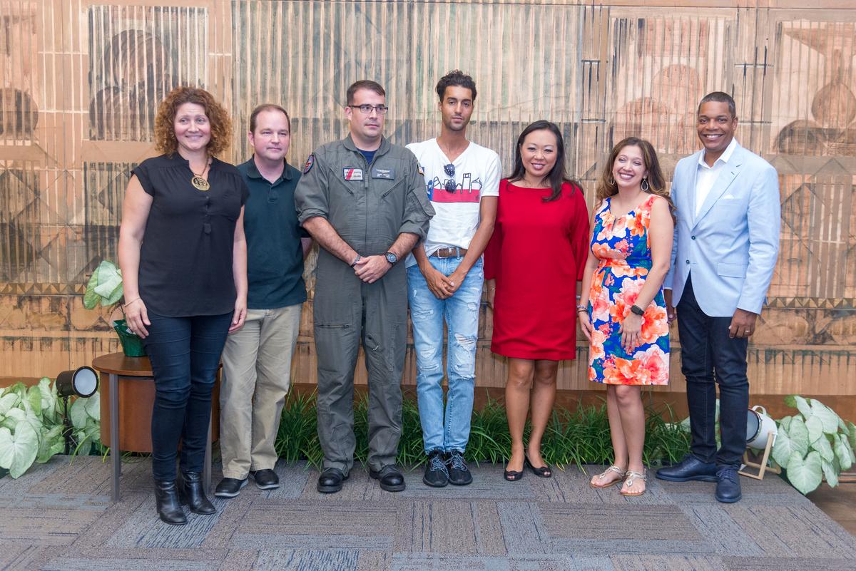 Speaker Group Photo