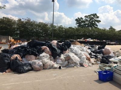 Piles Of Bags